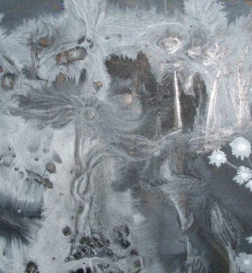 """Frostwald"", Fotografie, 21 x 29,7 cm"